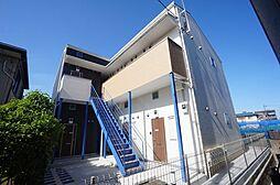 タウンコート登戸[2階]の外観