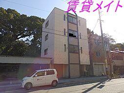 三重県伊勢市一之木1丁目の賃貸マンションの外観