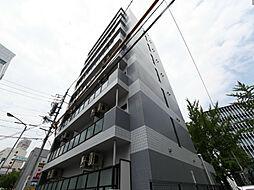 愛知県名古屋市中村区名駅5の賃貸マンションの外観