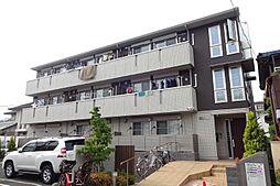 レイストリーフ[2階]の外観