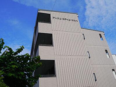 外観,2LDK,面積55.84m2,賃料5.8万円,JR常磐線 日立駅 徒歩19分,,茨城県日立市助川町