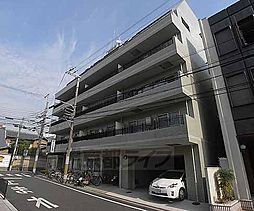 京都府京都市下京区東前町の賃貸マンションの外観