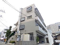 グランディア六甲道[4階]の外観
