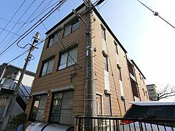 埼玉県草加市瀬崎4丁目の賃貸マンションの外観