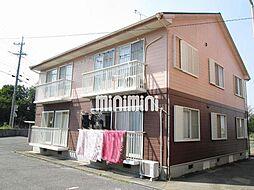 戸崎南ハイツA[1階]の外観