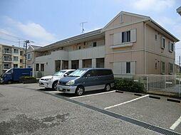 グレース田喜野井3番館[206号室]の外観