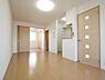 居間,1LDK,面積37.13m2,賃料5.6万円,つくばエクスプレス 研究学園駅 徒歩16分,,茨城県つくば市学園南