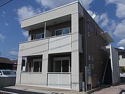兵庫県姫路市千代田町の賃貸アパートの外観