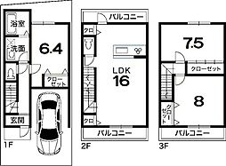 西大路駅 2,980万円