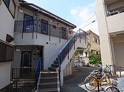 ときわ岬ハイツ[1階]の外観