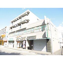 大阪府枚方市香里ケ丘2丁目の賃貸マンションの外観