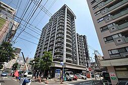 福岡県福岡市中央区清川1の賃貸マンションの外観