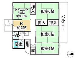 新金岡駅 888万円