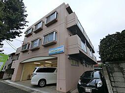 千葉県千葉市若葉区小倉台3丁目の賃貸マンションの外観