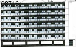 フォレスト・グランテラス[703 号室号室]の外観