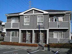 和歌山県和歌山市有家の賃貸アパートの外観