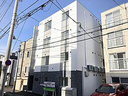 札幌市電2系統 西線6条駅 徒歩4分の賃貸マンション