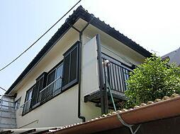 東京都豊島区南長崎の賃貸アパートの外観