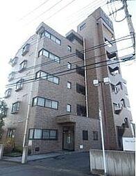 栃木県宇都宮市宿郷3丁目の賃貸マンションの外観