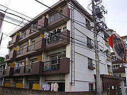 東京都豊島区池袋本町3丁目の賃貸マンションの外観