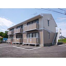 桂コーポ小岩田[2階]の外観