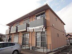 アネックス石ヶ崎[2階]の外観