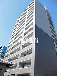 プラチナムステータスタワー[13階]の外観