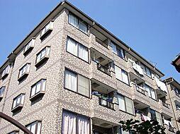 東京都足立区東綾瀬2丁目の賃貸マンションの外観
