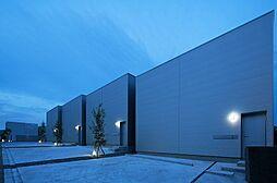 [テラスハウス] 福岡県福津市宮司浜2丁目 の賃貸【福岡県 / 福津市】の外観