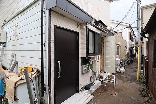 モウリハイツ 2階の賃貸【東京都 / 品川区】