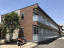 リブリ・ガーデン[107号室]の外観