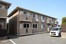 福岡県福岡市南区若久5丁目の賃貸アパートの外観