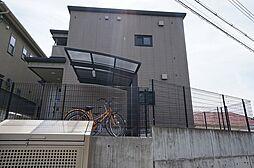 大阪府吹田市千里山西3丁目の賃貸アパートの外観