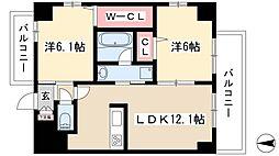 高岳駅 1.4万円