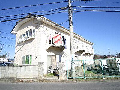 外観,2DK,面積30.78m2,賃料4.0万円,,,茨城県土浦市板谷6丁目