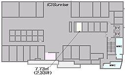 【敷金礼金0円!】クロスオフィス六本木