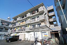 福岡県北九州市小倉南区徳力3の賃貸マンションの外観