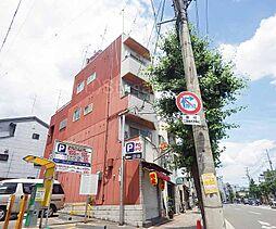 京都府京都市上京区真盛町の賃貸マンションの外観