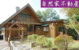 自然豊かな東条湖湖畔の森の家 駐車場3台