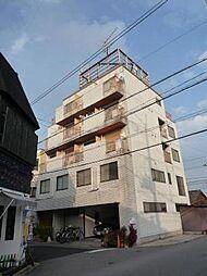 コーポM&A[4階]の外観