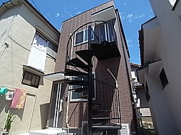 BMハイツ[1階]の外観