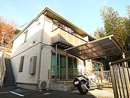 福岡県遠賀郡水巻町杁1丁目の賃貸アパートの外観