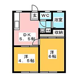 かしわ台駅 4.9万円