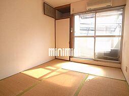 松本コーポ[2階]の外観