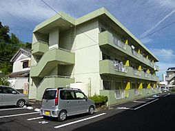 鈴木グリーンハイツA棟[103号室]の外観