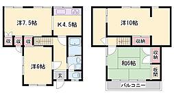 東加古川駅 5.8万円