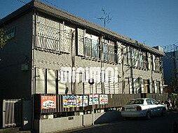 シティハイムクワバラ[2階]の外観
