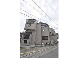 フィオーレ城南[2階]の外観