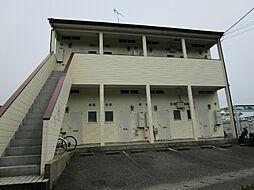 ブラマソーレ[1階]の外観