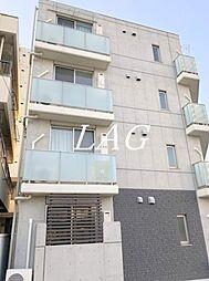 埼玉県さいたま市中央区上落合8丁目の賃貸マンションの外観